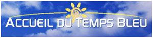 assad accueil de jour le temps bleu, logo