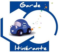 assad logo garde itinérante